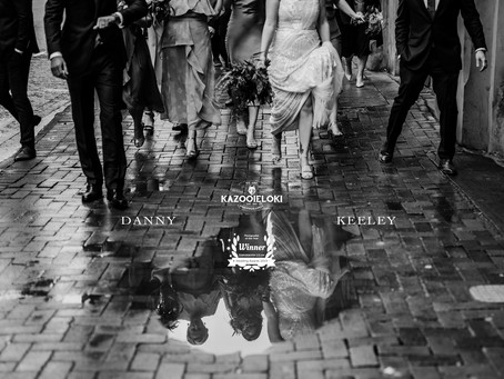 Danny & Keeley: Urban Chic Manchester Wedding by Kazooieloki Photography Lincolnshire Wedding Ph