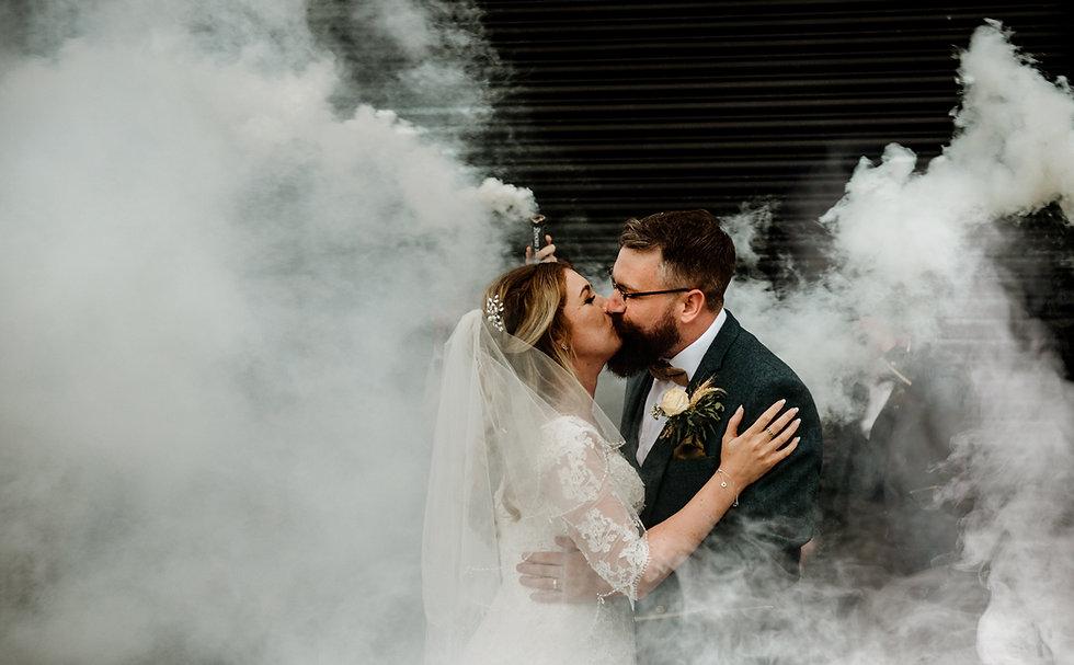 Donington Park Farmhouse Wedding Photographer