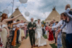 Weddings at Little Wold Vineyard