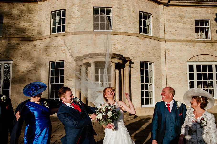 Wedding Photographer Stubton Hall