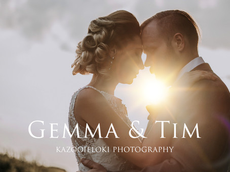G&T Gemma & Tim: Cleatham Hall Wedding by Kazooieloki Photography