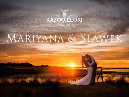 Mariyana & Slawek: Elsham Hall & Hope and Anchor Wedding by Kazooieloki Photography Lincolns