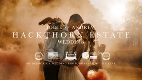 Jodie & Andrew: Hackthorn Estate Wedding by Kazooieloki Lincolnshire Wedding Photographer