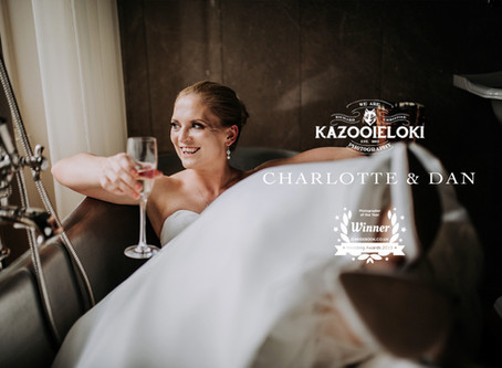 Charlotte & Dan: Cleatham Hall Wedding by Kazooieloki Lincolnshire Wedding Photographer 2019 UK