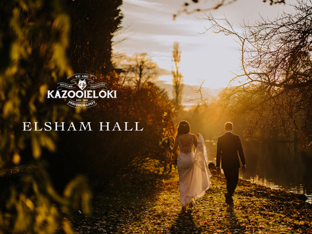 Elsham Hall Weddings by Kazooieloki Lincolnshire Wedding Photographer 2019 Wedding Photographer of T
