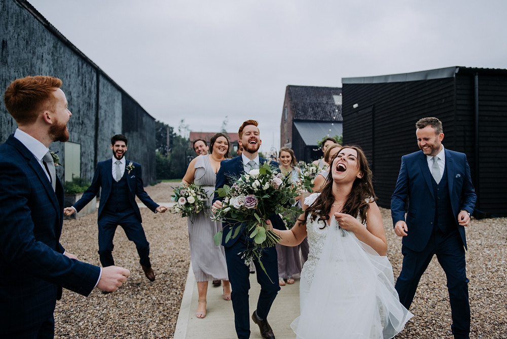 The Barns East Yorkshire Wedding Photography