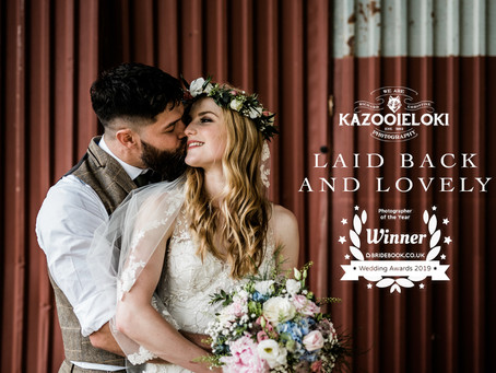 Laid Back and Lovely: Rustic Style Weddings by Kazooieloki Lincolnshire Wedding Photographer. 2019 U