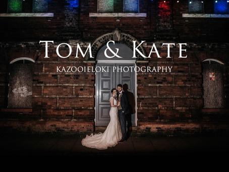 Tom & Kate's Homemade DIY Christmas Wedding by Kazooieloki Photography Lincolnshire Wedding