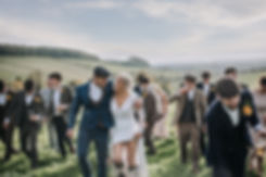Little Wold Vineyard Wedding Photography
