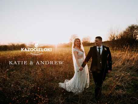 Katie & Andrew: Skidby Millhouse Wedding by Kazooieloki Lincolnshire Wedding Photographer, 2019