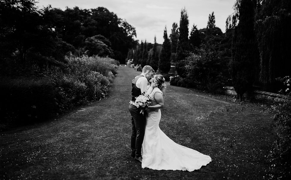 Elsham Hall Wedding Photographer