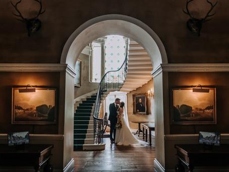 Melanie and Carl: Ripley Castle Wedding by Kazooieloki Photography