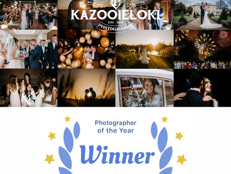 Kazooieloki: Lincolnshire Wedding Photographer are now 2019 UK Bridebook Wedding Photographer of The