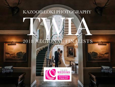 Kazooieloki: TWIA Regional Finalists 2018