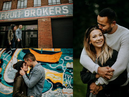Reasons to book an Engagement Shoot by Kazooieloki Photography