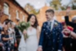 Elsham Hall - Wedding Photography Brigg