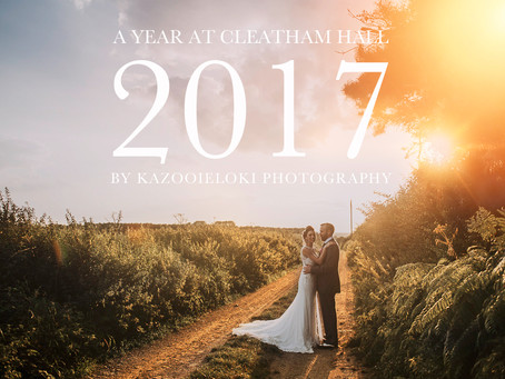 Cleatham Hall Wedding Photography 2017 by Kazooieloki Photography