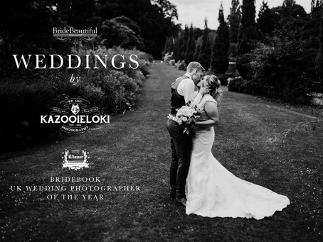 Bride Beautiful at Elsham Hall Wedding Photography by Kazooieloki Photography