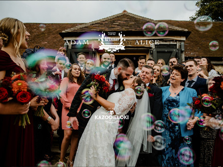 Adam & Alice: Sumptous Notley Thythe Barn Wedding by Kazooieloki Lincolnshire Wedding Photographer