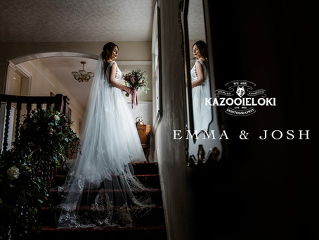 Emma & Josh: Woodhall Spa Manor Wedding by Kazooieloki Lincolnshire Wedding Photographer