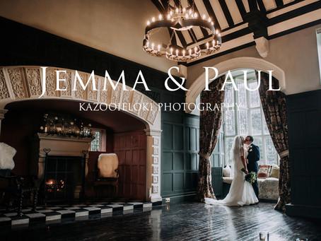 Jemma & Paul: Highfield House Wedding by Kazooieloki Photography