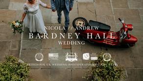 Nicola & Andrew: Bardney Hall Wedding by Kazooieloki Lincolnshire Wedding Photographer