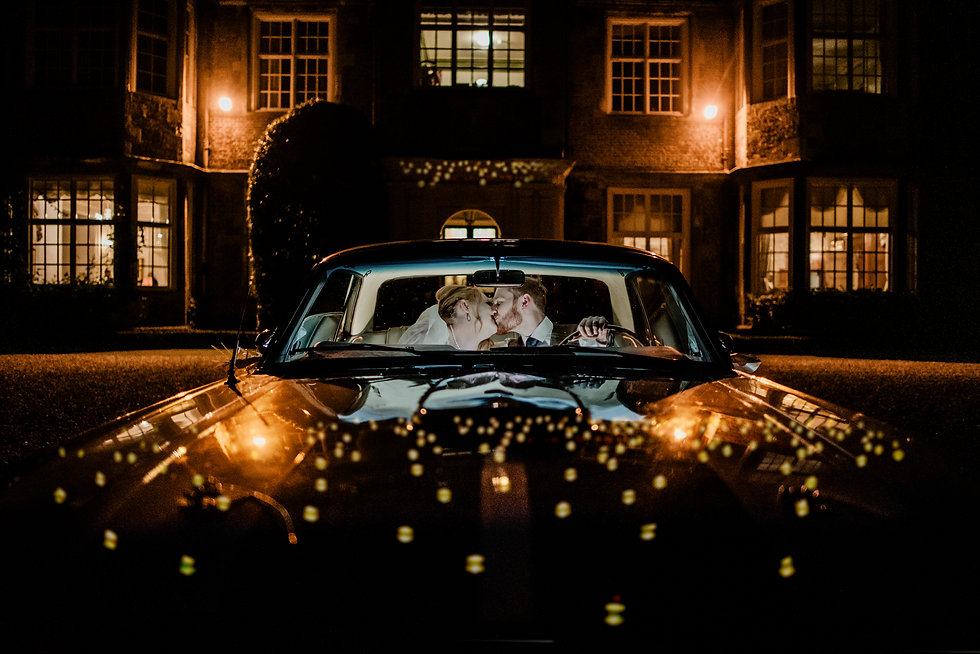 Goldsborough Hall Wedding Photographer