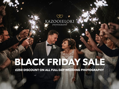 Wedding Photography Black Friday Deals from Kazooieloki Photography: Lincolnshire Wedding Photograph