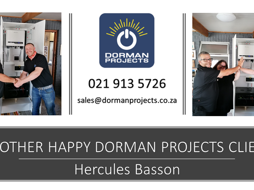 Another Happy Dorman Projects Customer