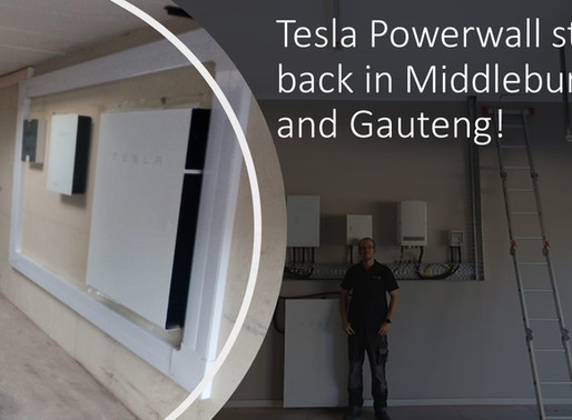 There is no avoiding the undeniable power of the Tesla Powerwall
