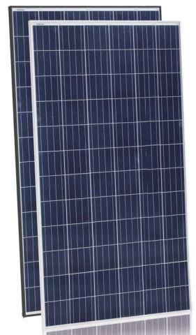 Jinko 335Wp Half-Cell Polycrystaline Solar Panels