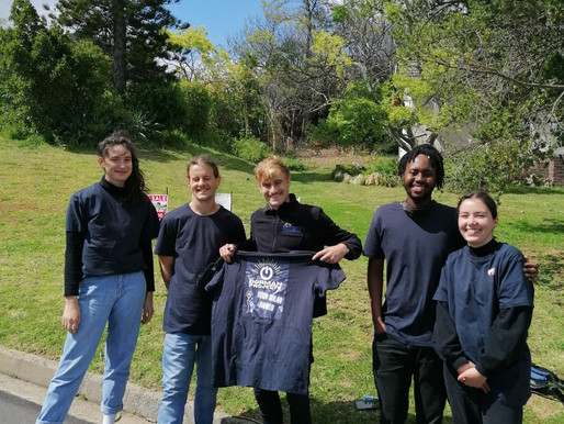 Dorman Projects hits Stellenbosch