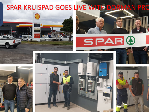Grand Opening at Spar Kruispad!