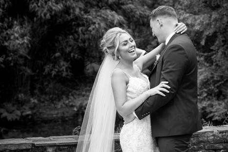 Manchester Photographer Rivington Hall Barn Wedding
