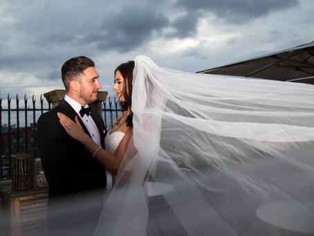 Great John Street Wedding - Leeanne & Zarren