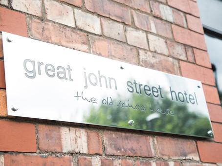Great John Street Wedding