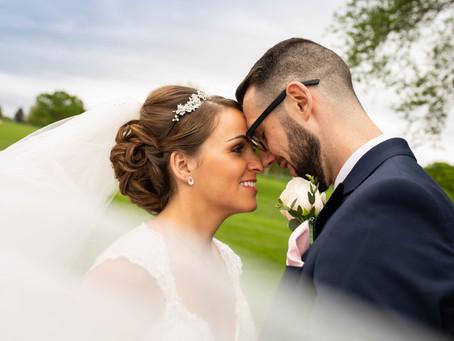 Colshaw Hall Wedding - Geraldine & James
