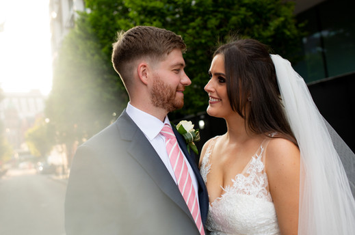 Manchester wedding day photographer