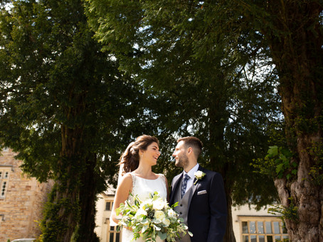 Mitton Hall Wedding - Anna & Zach