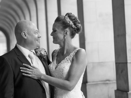 Midland Manchester Wedding - Stacey & Gaz