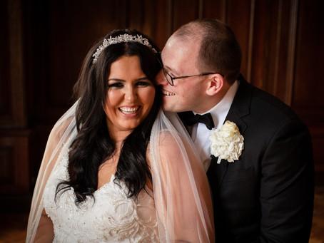 Manchester Hall Wedding - Danielle & Robin