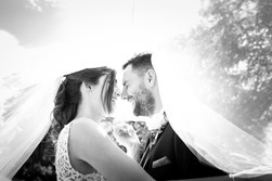 Creative Mitton Hall Wedding Photography