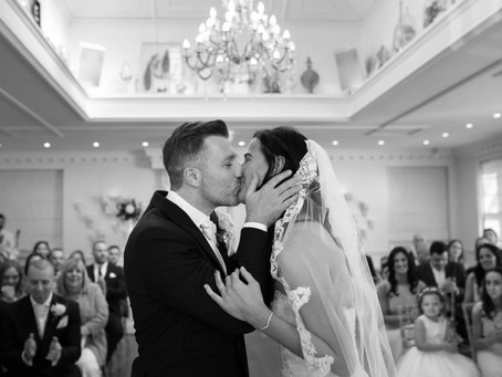 Ashfield House Wedding - Michelle & Brandon