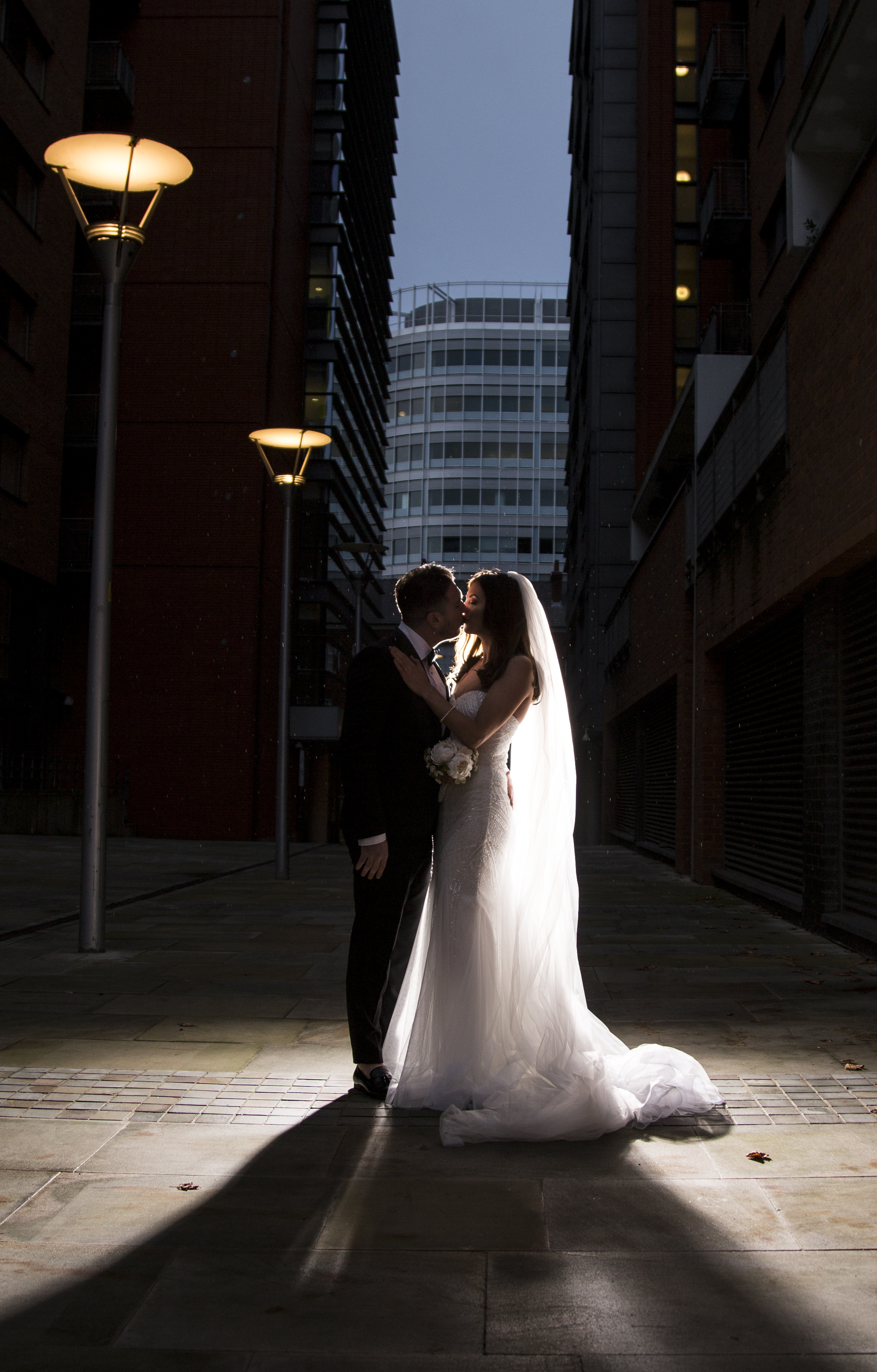 Great John Street Manchester Wedding