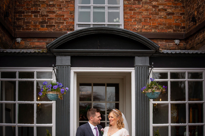 Rosset Hall wedding photography