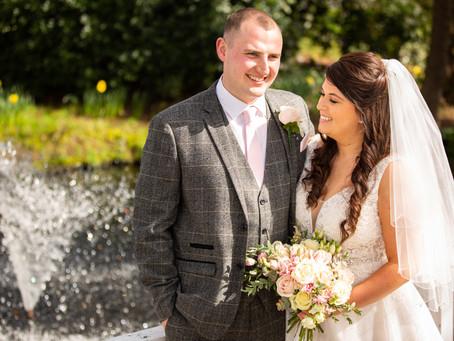 Cottons, Knutsford Wedding - Tyler & Chris