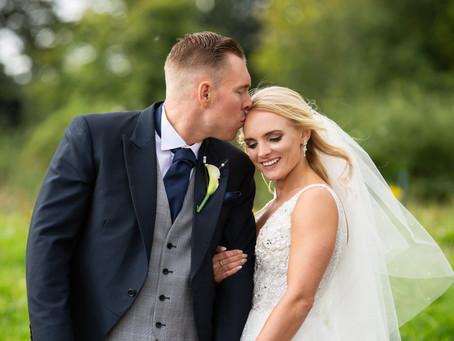 Haigh Hall Wedding - Jodie & Matthew