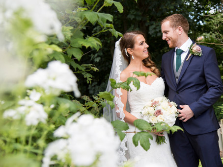 Oak Tree of Peover Wedding - Emma & Rob