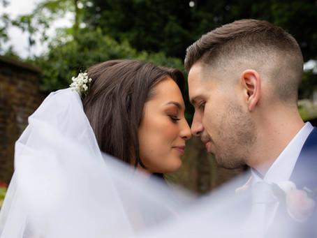 Alderley Edge Hotel Wedding - Jake & Nat