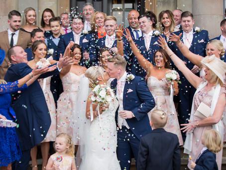 Shrigley Hall Wedding - Courtney & Matt